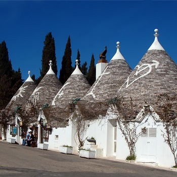 The magneficient Alberobello