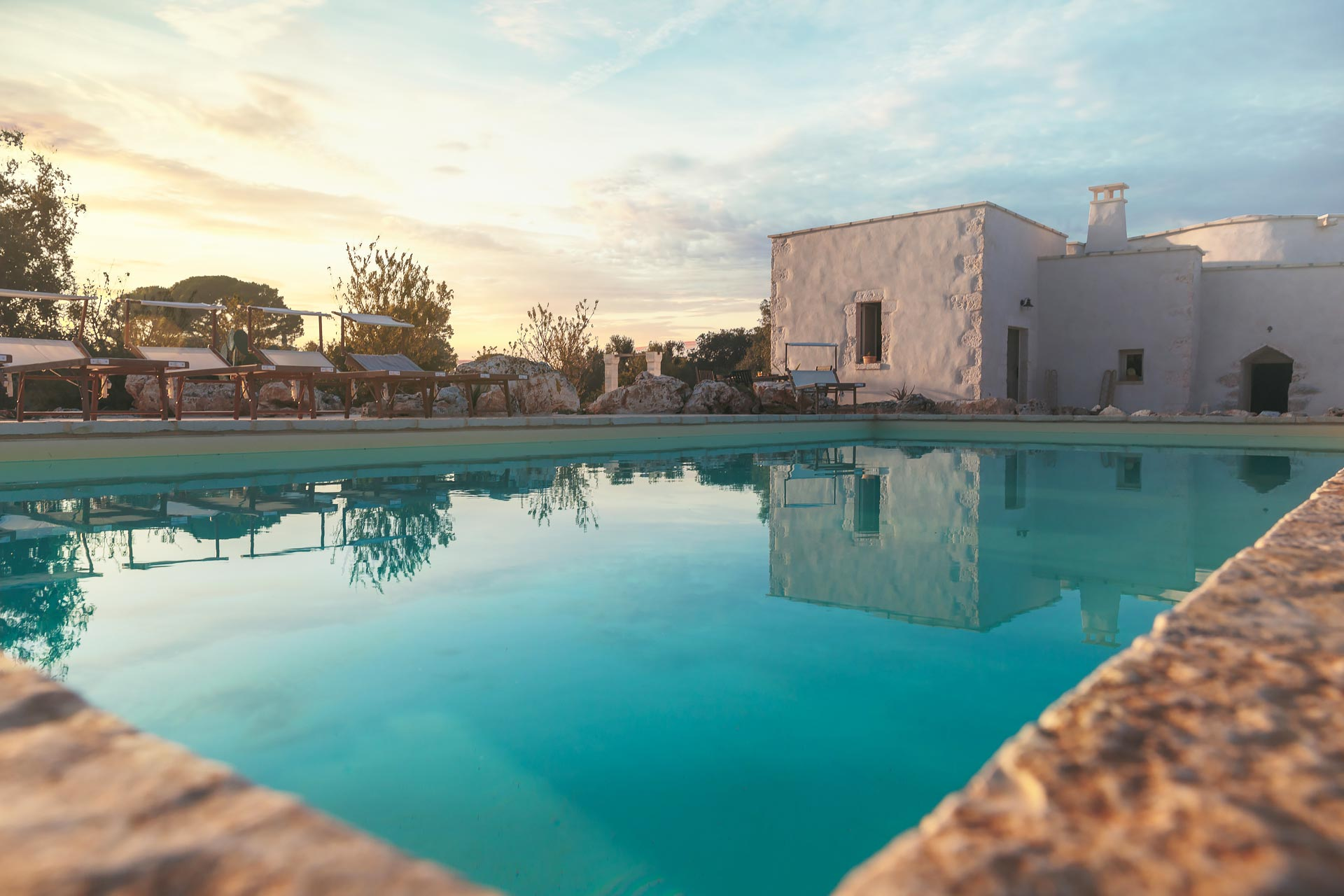 The house with pool in Ostuni - Villa Agave Ostuni